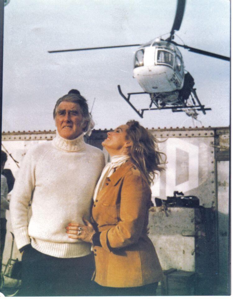 Княз Рой и княгиня Джоан