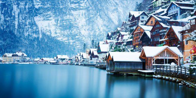 Най-невероятните зимни кътчета в Европа са…